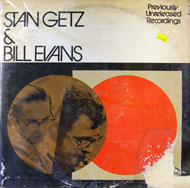 "Stan Ketz & Bill Evans Vinyl 12"" (Used)"