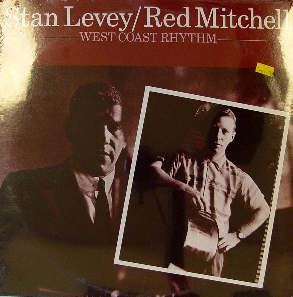 "Stan Levey / Red Mitchell Vinyl 12"" (New)"