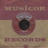 """Stanke u. ihre Orchester Vinyl 7"""" (Used)"""