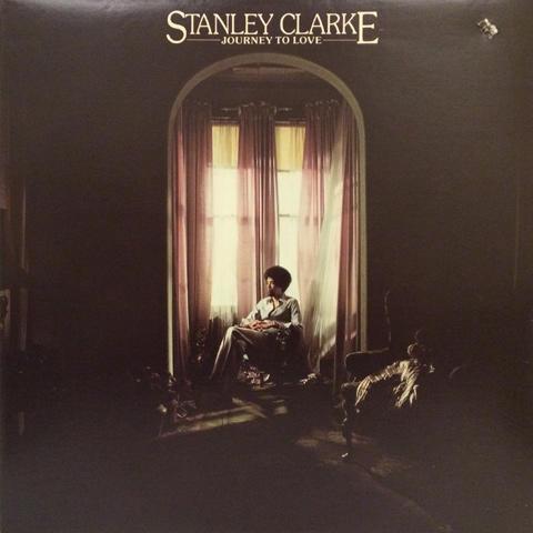 "Stanley Clarke Vinyl 12"" (Used)"