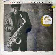 "Stanley Turrentin Vinyl 12"" (New)"