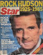 Star Magazine October 15, 1985 Magazine