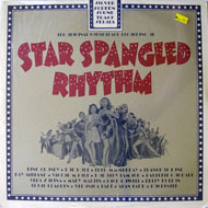 "Star Spangled Rhythm Vinyl 12"" (New)"