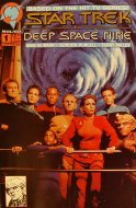 Star Trek: Deep Space Nine Comic Book