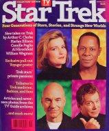 Star Trek: Four Generations Magazine