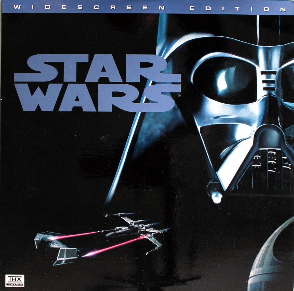 Star Wars: A New Hope Laserdisc