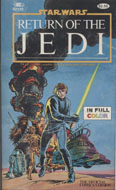 Star Wars: Return Of The Jedi Book