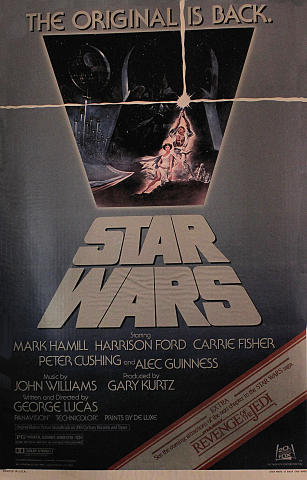Star Wars: The Original Is Back Poster