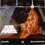 Star Wars Laserdisc