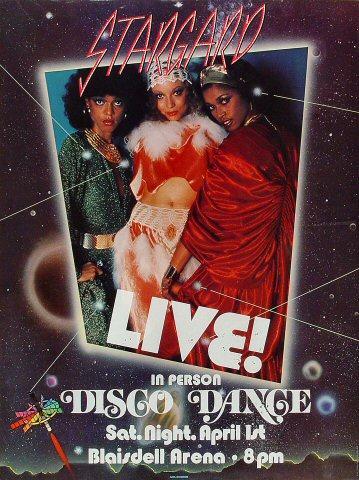 Stargard Poster