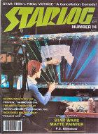Starlog No. 14 Magazine