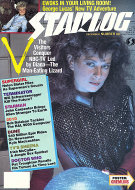 Starlog No. 89 Magazine