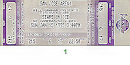 Stars on Ice Vintage Ticket