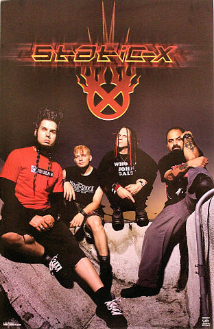 Static-X Poster