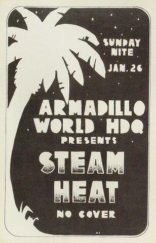 Steam Heat Poster