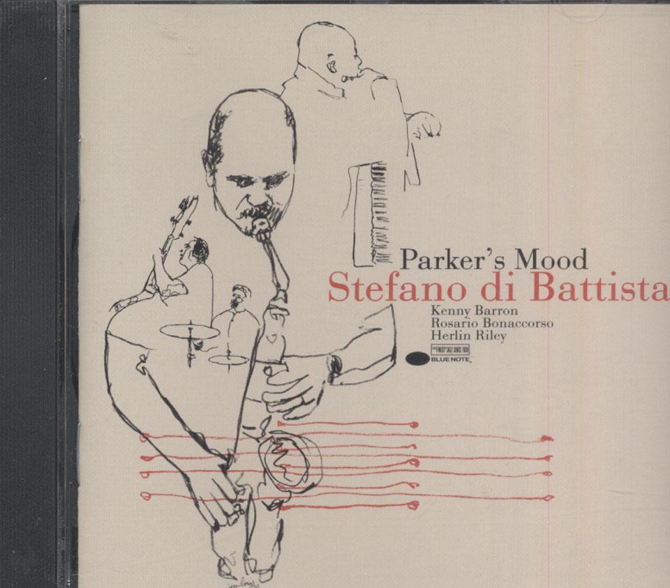 Stefano di Battista CD
