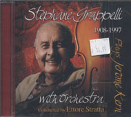 Stephane Grappelli with Orchestra CD