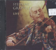 Stephane Grappelli CD