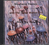 Stephanie Haynes with The Cedar Walton Trio CD