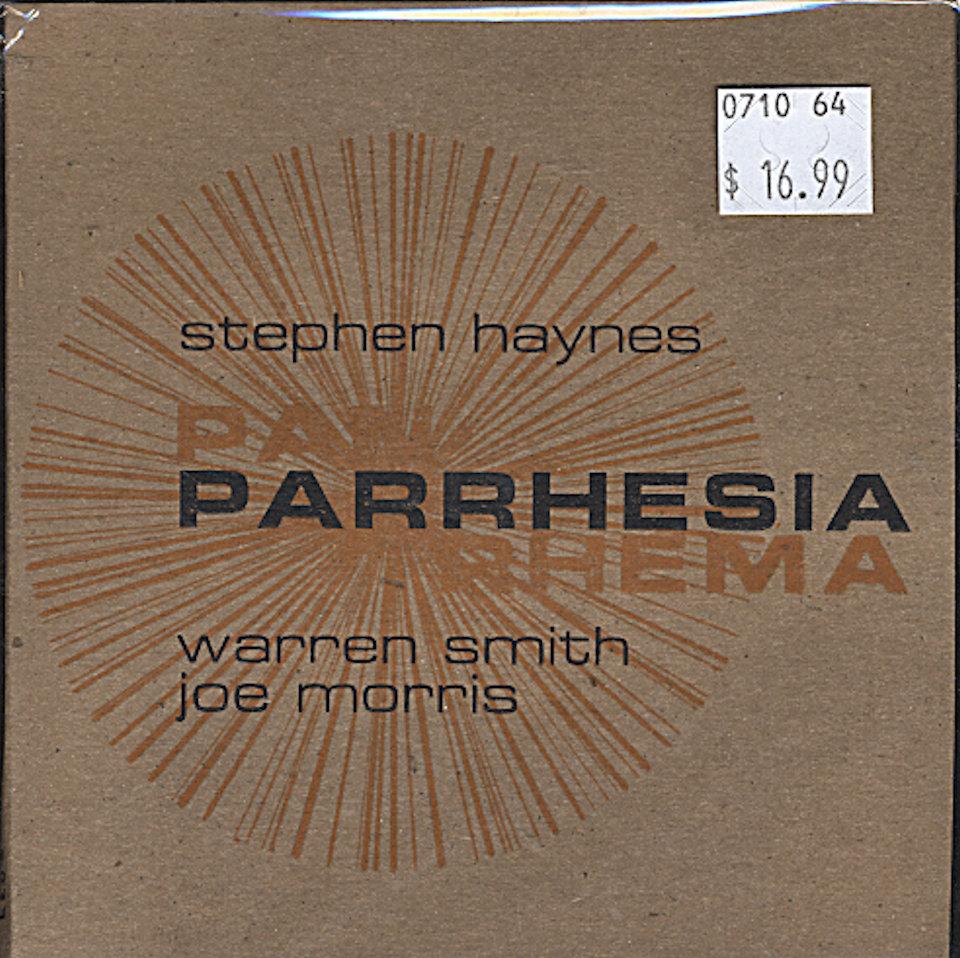 Stephen Haynes CD