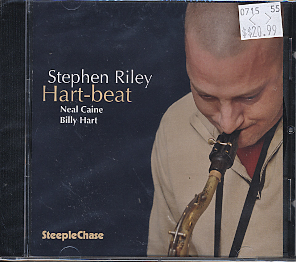 Stephen Riley CD