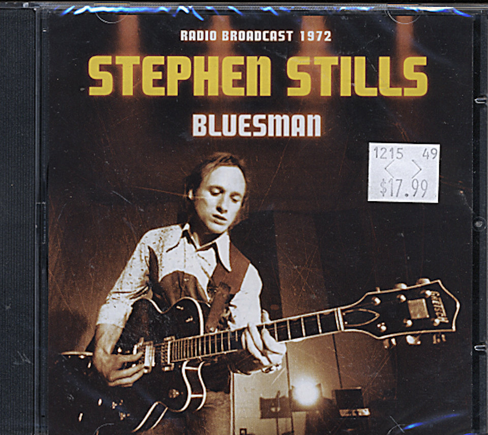 Stephen Stills CD