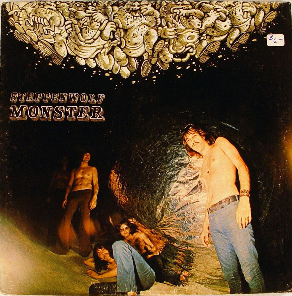 """Steppenwolf Vinyl 12"""" (Used)"""