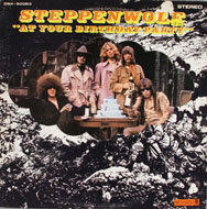 "Steppenwolf Vinyl 12"" (Used)"