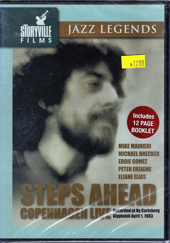 Steps Ahead DVD