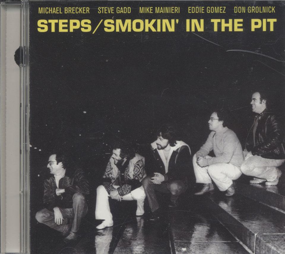 Steps CD