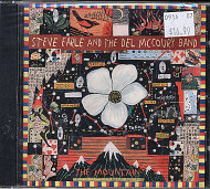 Steve Earle and the Del Mccoury Band CD