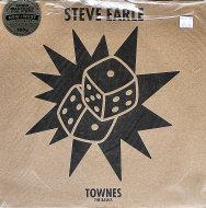 """Steve Earle Vinyl 12"""" (New)"""