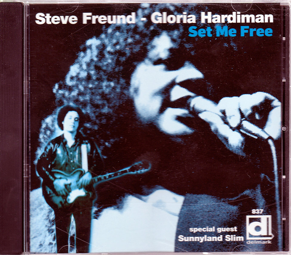 Steve Freund / Gloria Hardiman CD