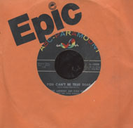 """Steve Lawrence & Eydie Gorme Vinyl 7"""" (Used)"""