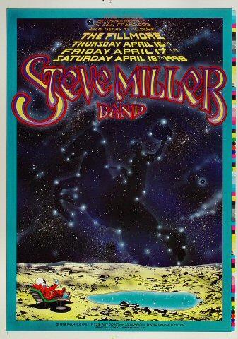 Steve Miller Band Proof