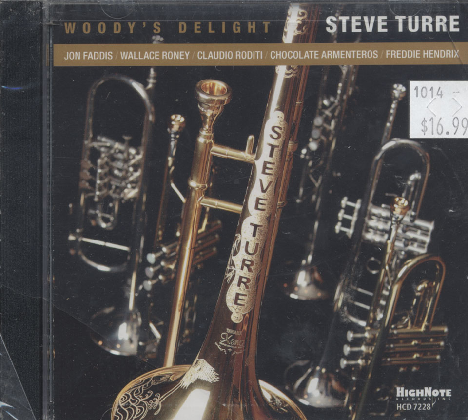 Steve Turre CD