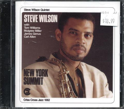 Steve Wilson CD