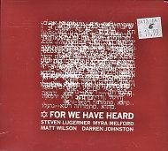 Steven Lugerner CD
