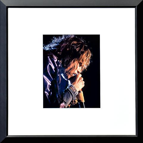 Steven Tyler Framed Fine Art Print