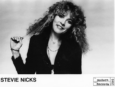 Stevie Nicks Promo Print