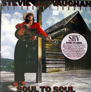 "Stevie Ray Vaughan & Double Trouble Vinyl 12"" (New)"