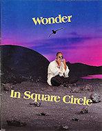 Stevie Wonder Program