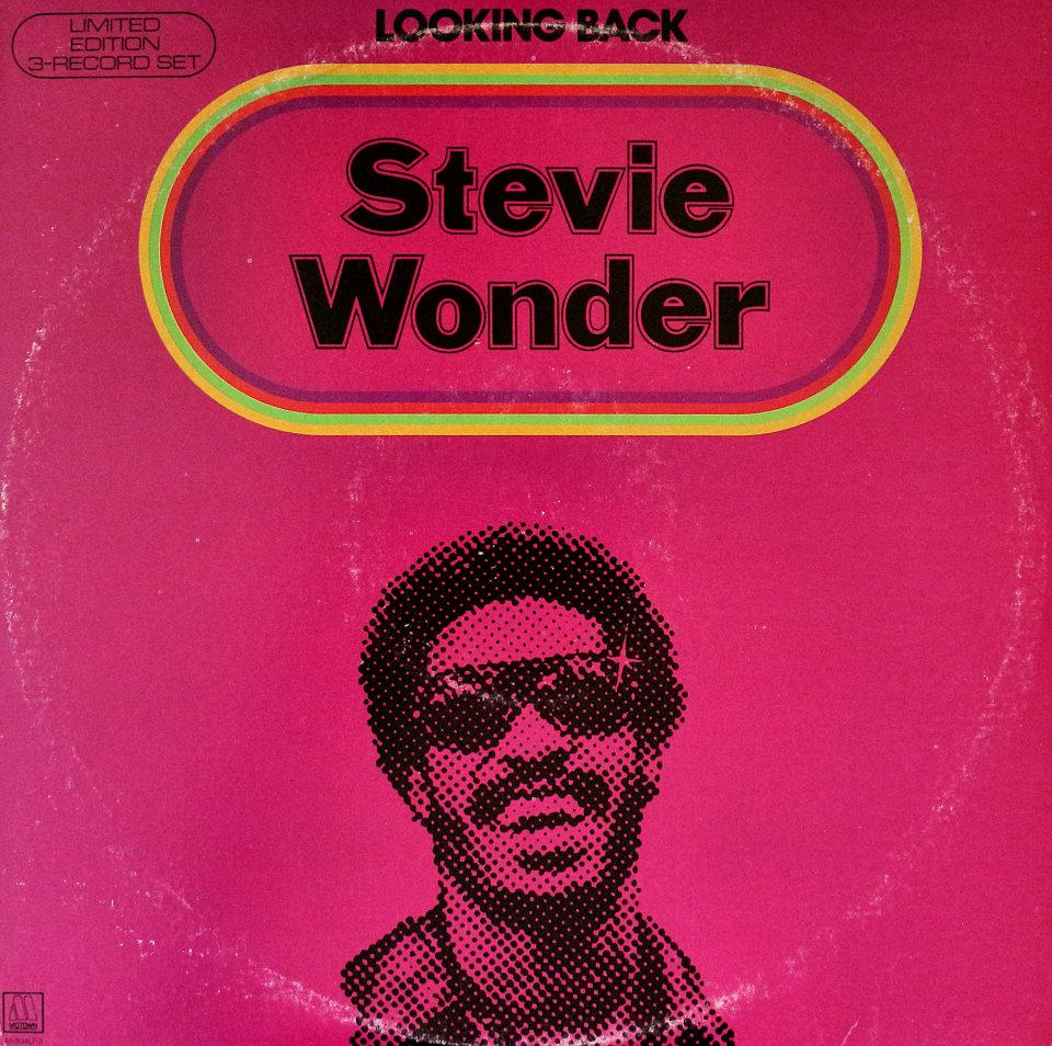 """Stevie Wonder Vinyl 12"""" (Used)"""