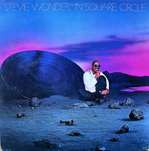 "Stevie Wonder Vinyl 12"" (Used)"