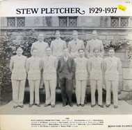 "Stew Pletcher Vinyl 12"" (Used)"