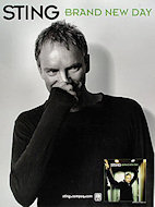 Sting Poster