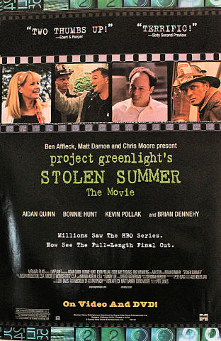 Stolen Summer: The Movie Poster
