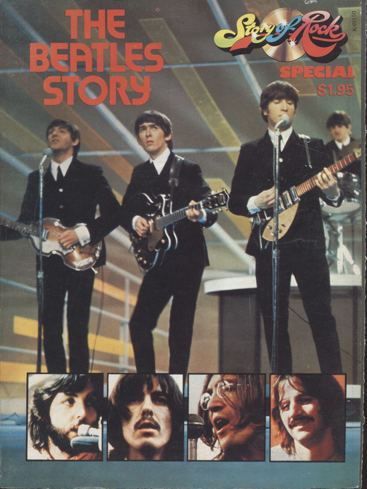 Story of Rock: The Beatles Story