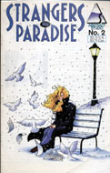 Strangers in Paradise No. 2 Comic Book
