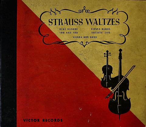 Strauss Waltzes 78